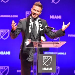 David Beckham.(Getty Images)