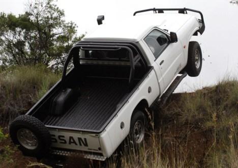 Nissan's Safari bakkie tested | Wheels24