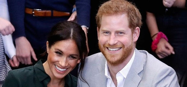 Prince Harry and Meghan Markle. PHOTO: Getty Images