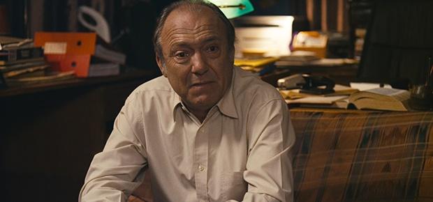 Frank Opperman in the film Dominee Tienie.