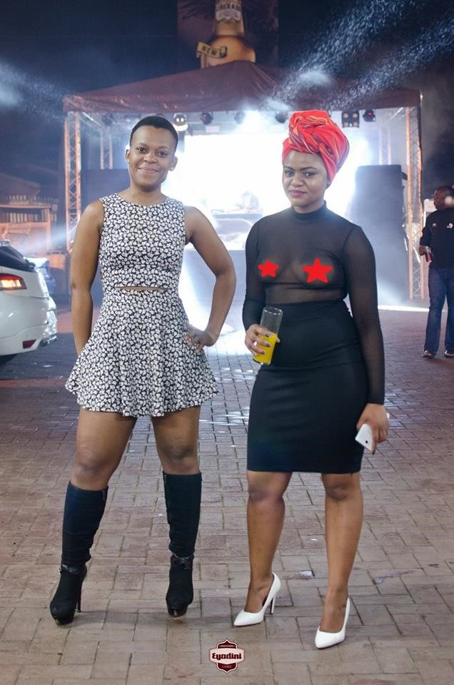 20 Random Pictures of Zodwa Wabantu with NO-PANT!ES