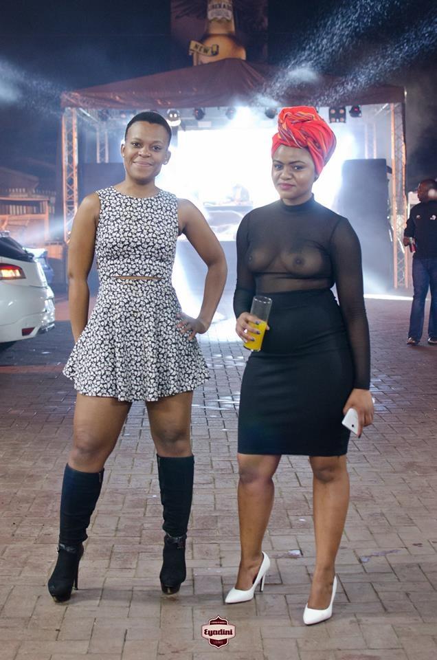 Thando Thabethe Nude Pics