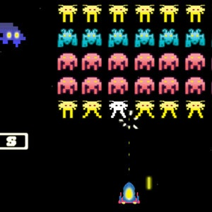 A competition seeks to encourage SA developers to build AI space invader type bots. (Duncan Alfreds, Fin24)