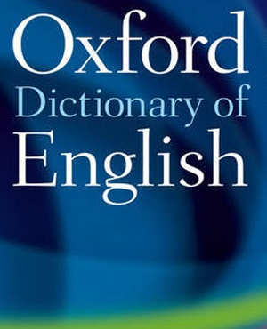Oxford dictionary. (File)