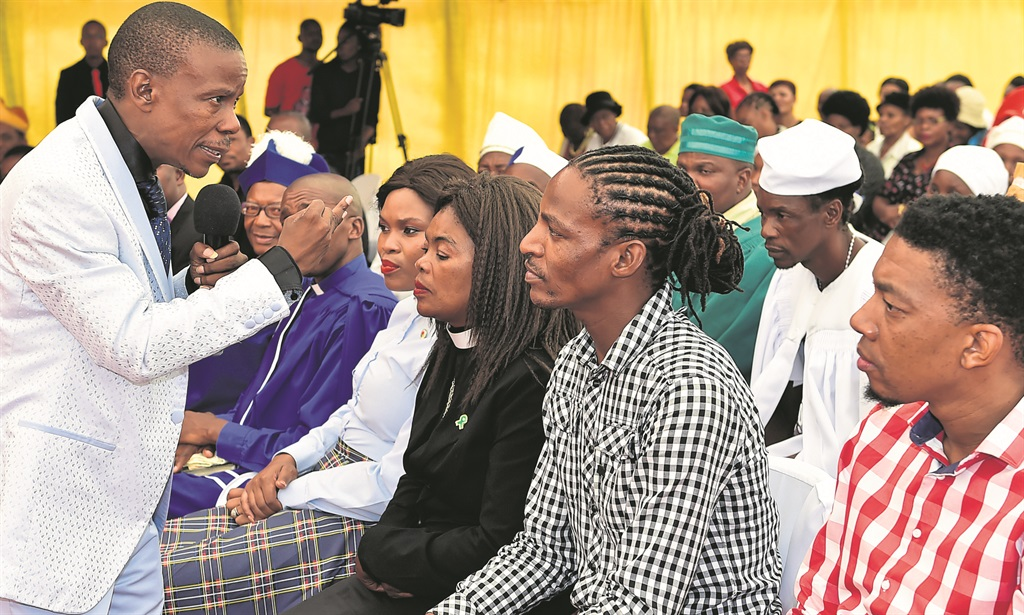 Celebs Flock To Pastor S Rain Prayer Daily Sun