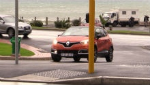 WATCH: We took the new Renault Captur for a spin in the rain