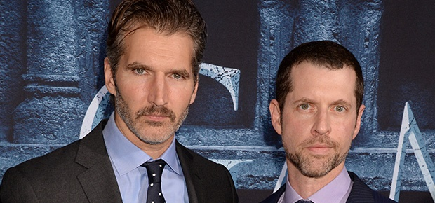David Benioff and D.B. Weiss. (Getty Images)