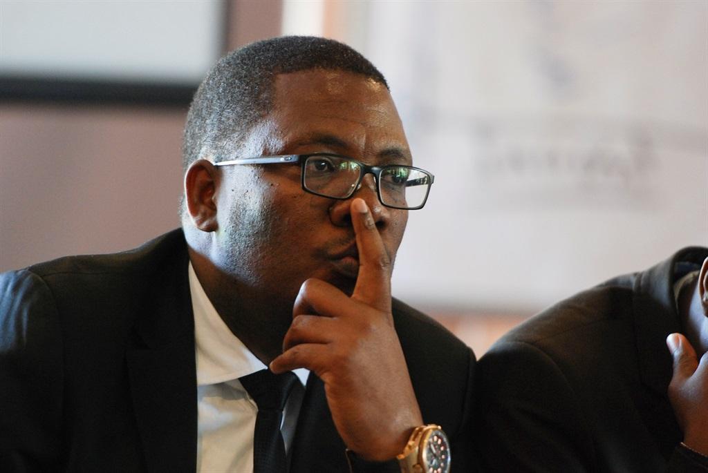 Panyaza Lesufi. Picture: Thapelo Maphakela