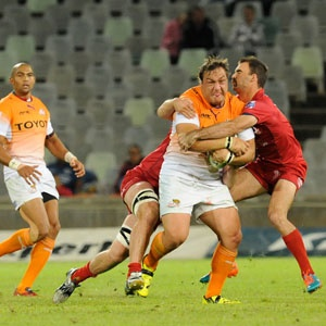Coenie Oosthuizen (Gallo Images)