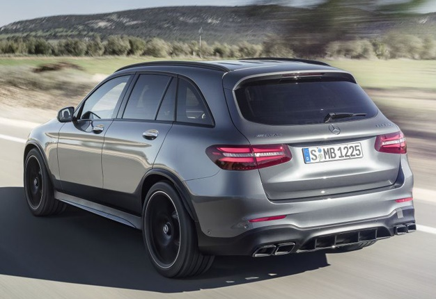 it s another v8 amg suv mercedes 39 sa bound glc63 wheels24. Black Bedroom Furniture Sets. Home Design Ideas