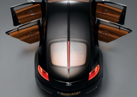 bugatti teases four door veyron wheels24. Black Bedroom Furniture Sets. Home Design Ideas