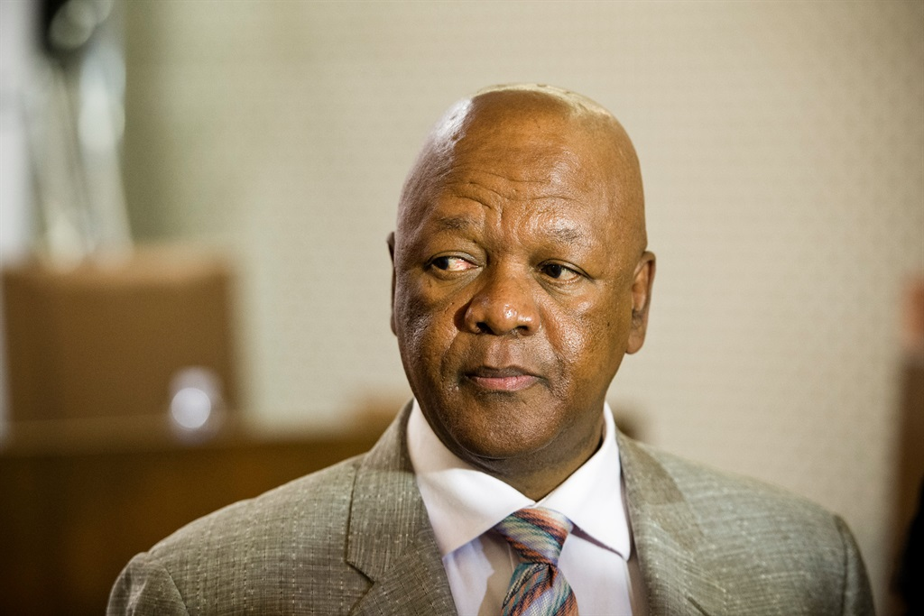 Minister of Energy Jeff Radebe.