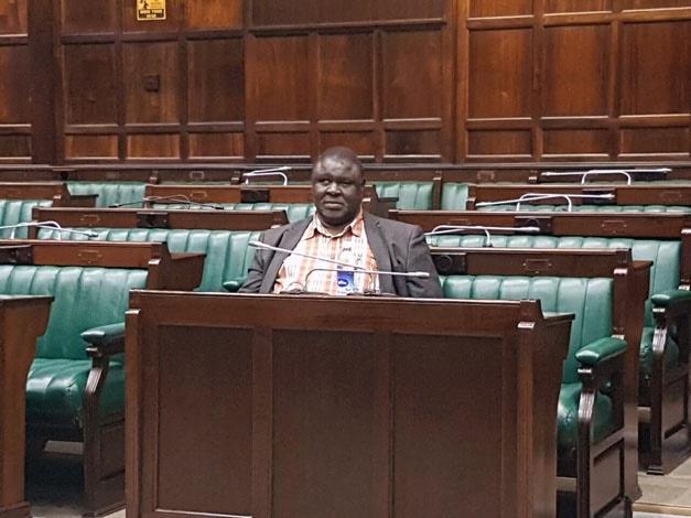 SABC board chairperson Professor Mbulaheni Maguvhe