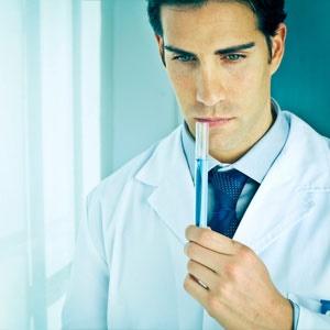 doctor smells diabetes
