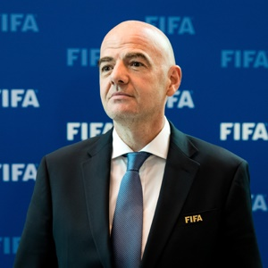 Gianni Infantino (Getty Images)