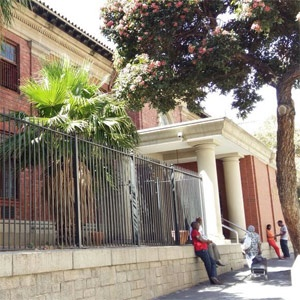 Cape Town Magistrate's Court (Jenni Evans, News24)