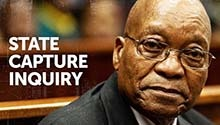 WATCH: Jacob Zuma testifies at state capture inquiry