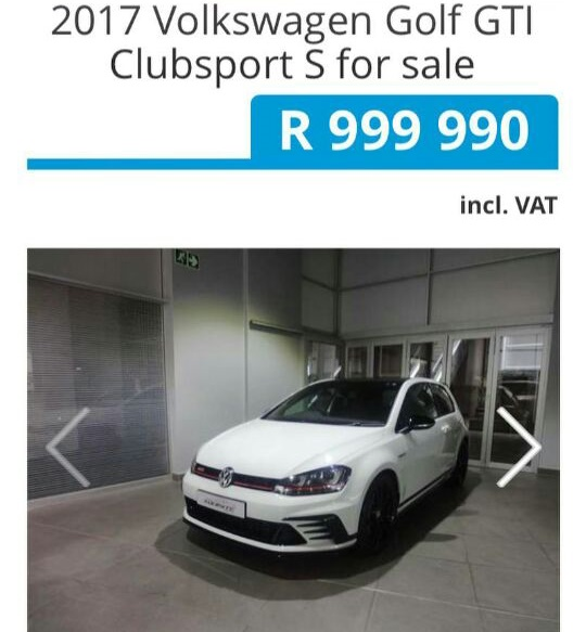 Here S Why Vw S Ultra Exclusive Golf Gti Clubsport S Is Sold
