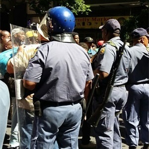 Rubber bullets can cause serious harm