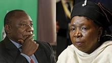 Ramaphosa vs Dlamini-Zuma — we weigh up their credentials