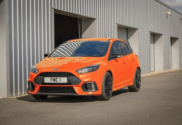 Ford Focus Rs Bows Out Limited Edition Wheels24