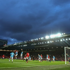 Manchester derby at Old Trafford (Getty Images)