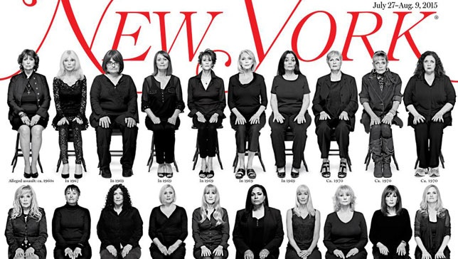 new york magazine,bill cosby,rape,victims,cover