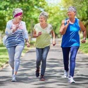 Women jogging – iStock