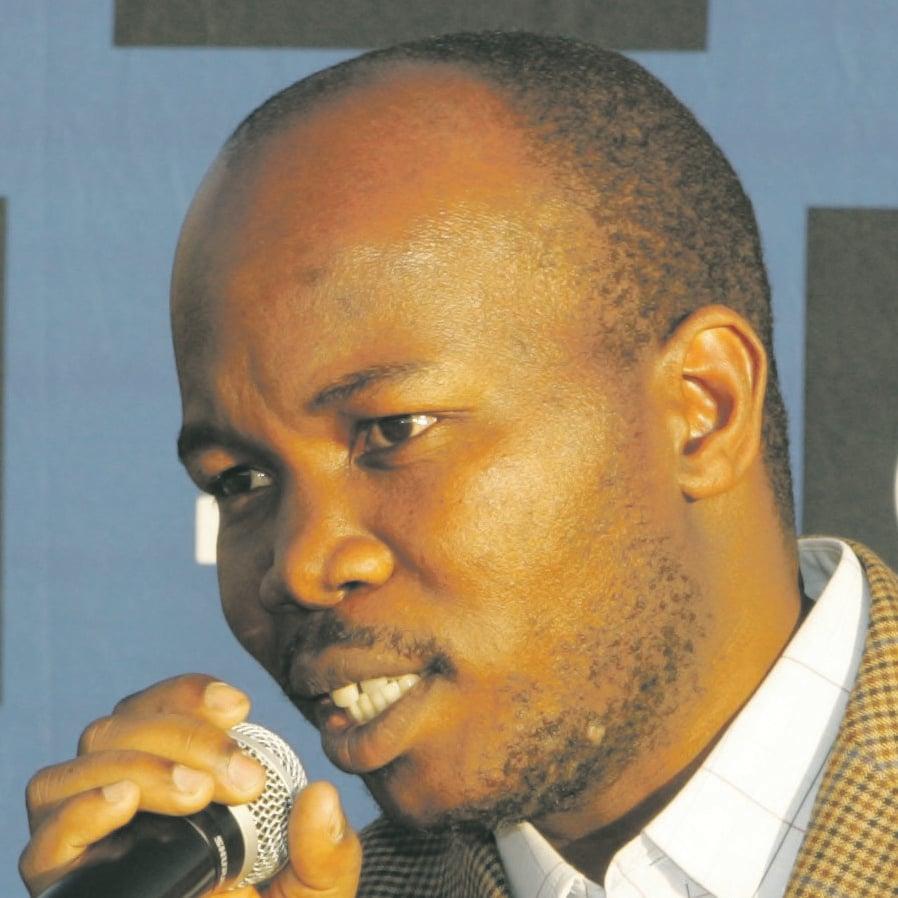 NO COMMENT Dennis Tshabalala. Picture: Duif du Toit / Gallo Images