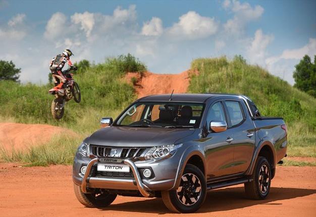 Mitsubishi triton fuel economy
