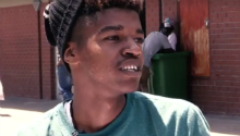 Self-taught Khayelitsha sketch artist finds peace in art