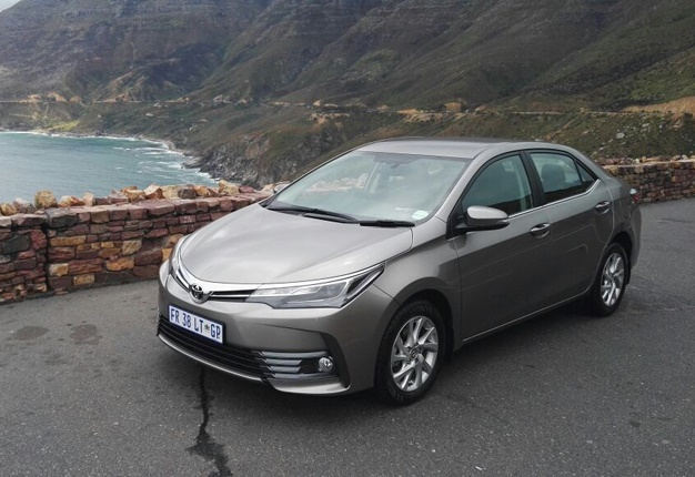 Review Toyota S Facelifted Corolla Can Survive A Cabinet