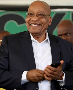 Former president Jacob Zuma will have support as he faces his corruption trial. (Thuli Dlamini, Gallo Images, The Times, file)