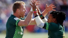 Blitzboks have a 'one tournament lead' on Series table