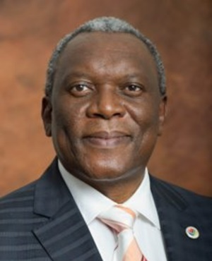 Minister of Telecommunications and Postal Services Siyabonga Cwele.