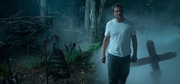 Jason Clarke in a scene from 'Pet Sematary.' (AP)