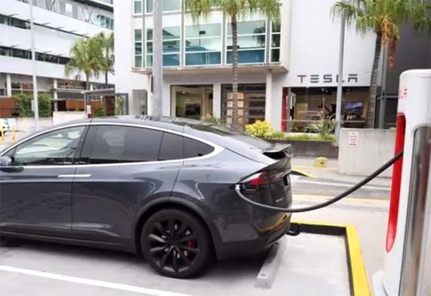 electric car,