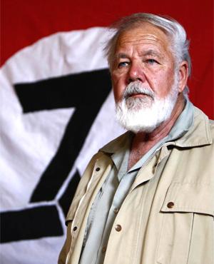 Eugene Terre'Blanche (File, AFP)