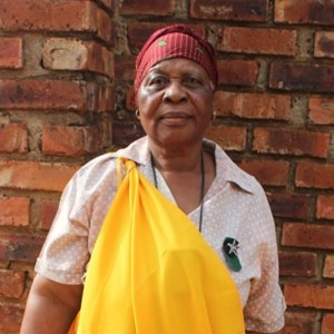 Pictured is Anna Modika (72), from Mokgoloboto Village, Limpopo, who has been living with hypertension for 21 years. Photo by Mogale Mojela.