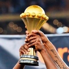 AFCON trophy. (AFP)