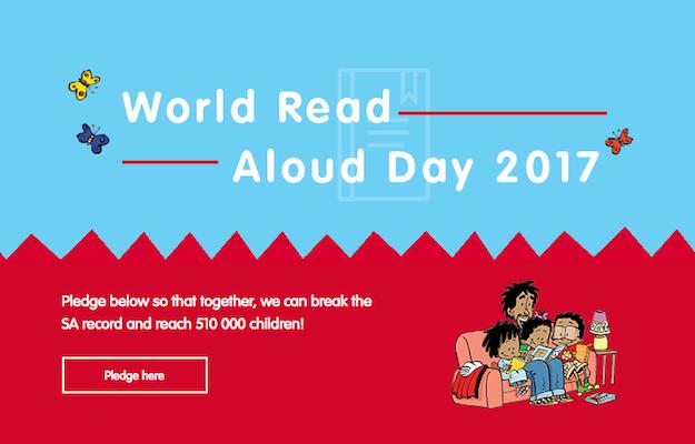 Nal'ibali World Read Aloud Day