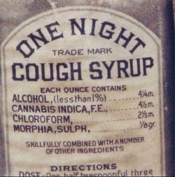 how to stop an asthma cough at night
