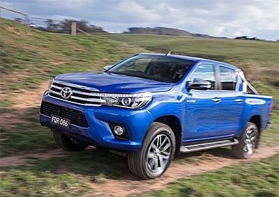 Top Selling Bakkies In Sa Hilux Still No 1 In May Wheels24