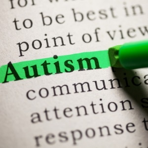 definition of the word autism