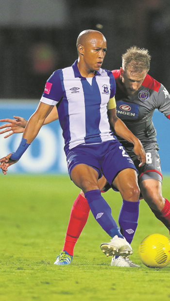 Maritzburg United's attacking midfielder Kurt Lentjies is available for Wednesday night's visit to SuperSport United after completing his two-game ban.