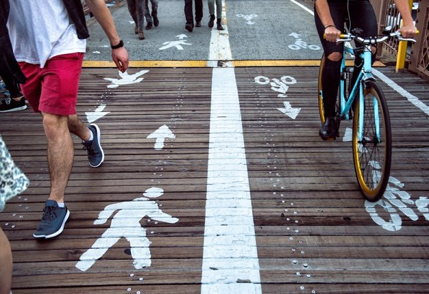 Self Driving Bike >> City streets: 'South Africa should design more pedestrian friendly spaces'   Wheels24