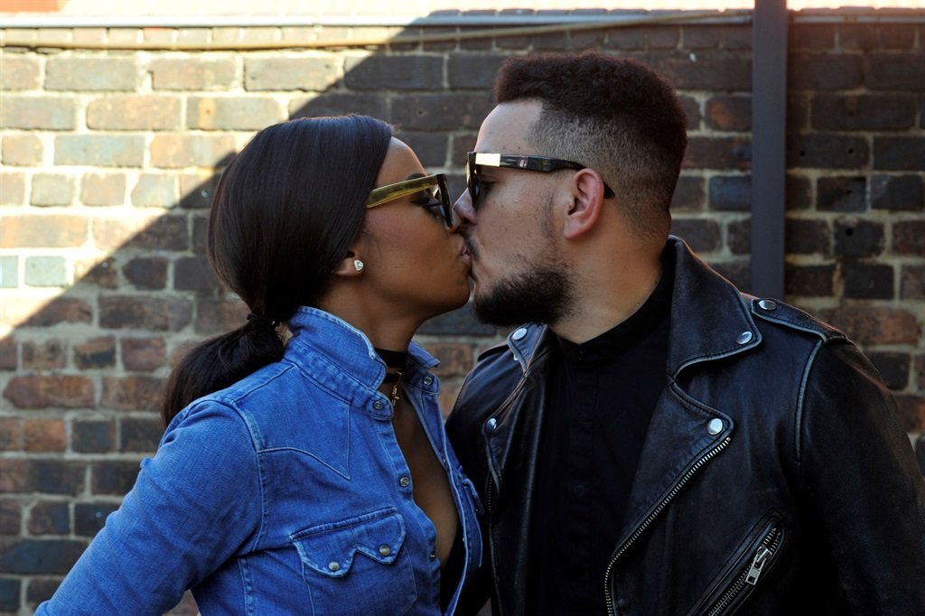 """Bonang Matheba and AKA are still togather after their publicity stunt """"break up"""". Picture: Lucky Nxumalo"""