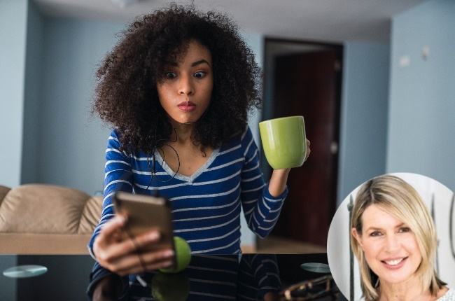 Linguistic experts say young people – Generation Zedders, so those in their early 20s and teens – have got a thing about full stops at the end of text messages. (Photo: Gallo Images/Getty Images)