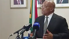 WATCH: South Africans aren't xenophobic - Jacob Zuma