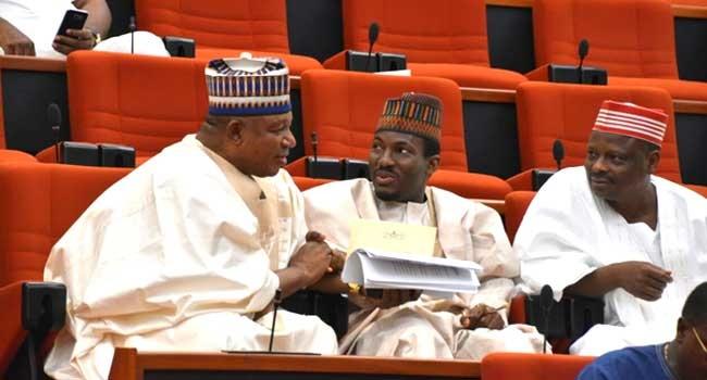 Senators in Nigeria